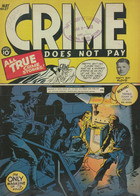 Crime Does Not Pay, Vol. 1 no. 27