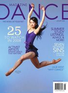 Dance Magazine, Vol. 82, no. 1, January, 2008