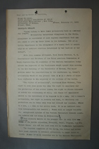 Women Refuse to Have Their Nationality Held in Contempt Any Longer: Release, Inter American Commission of Women, 17 February 1930, Havana