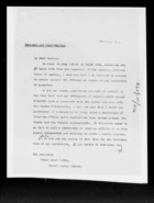 Letter from Charles E. Hughes to Henry Cabot Lodge re: resolution for Armenia