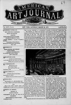 American Art Journal, Vol. 26, no. 25, March 31, 1877