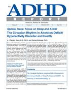 The Circadian Rhythm in Attention-Deficit/Hyperactivity Disorder and Health