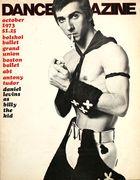 Dance Magazine, Vol. 47, no. 10, October, 1973