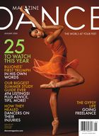 Dance Magazine, Vol. 80, no. 1, January, 2006
