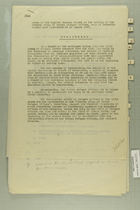 Annex of the English Summary Report on the Meeting of the Working Group of Refugee Offices, Held at Rochwaldhaussen Near Lauterbach on 11 August 1947 [Copy]