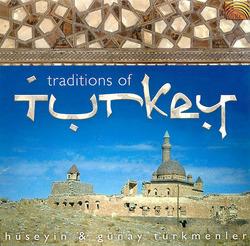 Traditions of Turkey: Huseyin & Günay Turkmenler album art