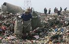 Beijing Besieged by Waste