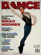Dance Magazine, Vol. 66, no. 8, August, 1992