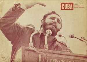 3rd anniversary of the Cuban Revolution. (b3053001)