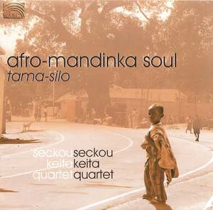 Seckou Keita Quartet: Afro-Mandinka Soul