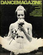Dance Magazine, Vol. 44, no. 11, November, 1970