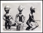 (1) Kete Akukua; (2) Akukuadwe; (3) Odomankoma, figure 201