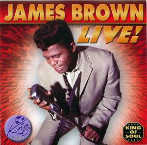 James Brown: Live!