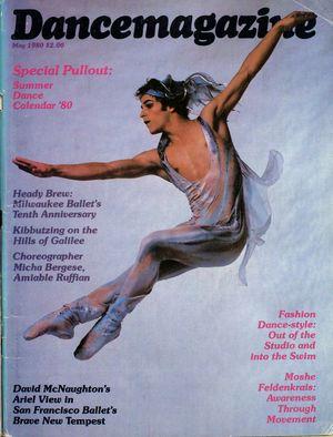 Dance Magazine, Vol. 54, no. 5, May, 1980