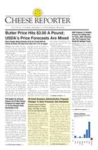 Cheese Reporter, Vol. 139, No. 12, Friday, September 12, 2014