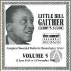 Bill Gaither Vol. 5 1940-1941