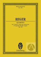 String Quartet Eb major, Op. 109