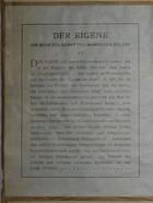 Magnus Hirschfeld Scrapbook: Der Eigene Ein Buch Für Kunst Und Mannliche Kultur