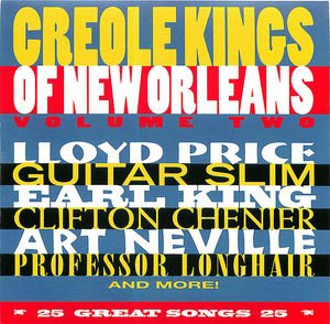 Creole Kings Of New Orleans, Vol. 2