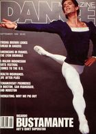 Dance Magazine, Vol. 64, no. 9, September, 1990
