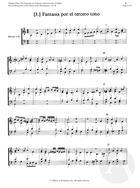 3. Fantasia por el tercero tono