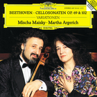 Beethoven: Cello Sonatas Op. 69 & 102; Variations