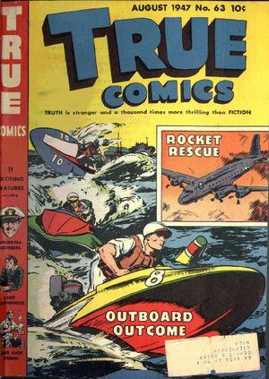 True Comics no. 63