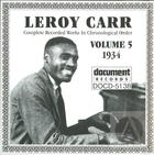 Leroy Carr: Complete Recorded Works In Chronological Order, Vol. 5