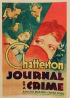 The Journal of a Crime (1934): Draft script
