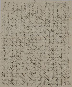 Letter from Anna MacArthur Wickham to Jane Davidson Leslie, August 8, 1839