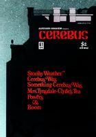 Cerebus the Aardvark, no. 61