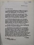 Correspondence re: Senator Keating on U.S. Lend-Lease Ships Retained by Russia; Return of Bahia de Nipe to Cuban Govt., Autumn 1961