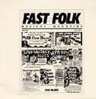 Fast Folk Musical Magazine (Vol. 1, No. 6) The Blues
