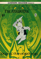 Cerebus the Aardvark, no. 8