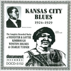 Kansas City Blues: 1924-1929