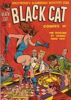 Black Cat Comics, Vol. 1 no. 3