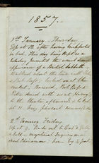 Diary of Frederick Standish
