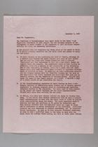 Letter from Anne B. Crolius to Harry Frank Guggenheim, December 8, 1966