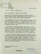 Memo from Alfred L. Atherton, Jr., to Mr. Battle re: Next Steps Towards a Middle East Settlement, June 10, 1968