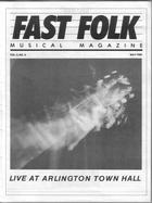 Fast Folk Musical Magazine (Vol. 2, No. 5) Live at Arlington Town Hall