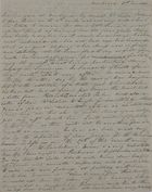 Letter from Elizabeth Veale MacArthur to Jane Davidson Leslie, November 30, 1840