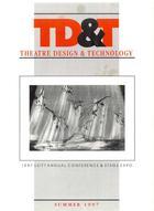 Theatre Design & Technology, Vol. 33, no. 3, Summer, 1997, Theatre Design & Technology, 33, no. 3, Summer, 1997