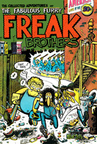 The Fabulous Furry Freak Brothers, no. 1