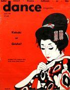 Dance Magazine, Vol. 28, no. 3, March, 1954
