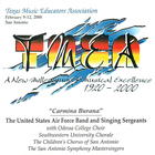2000 TMEA: The United States Air Force Band and Singing Sargeants