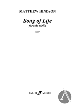 Song of Life for solo violin   Alexander Street, a ProQuest Company