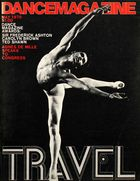 Dance Magazine, Vol. 44, no. 5, May, 1970
