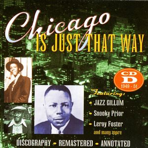 Chicago Is Just That Way: CD D 1949 - 1951