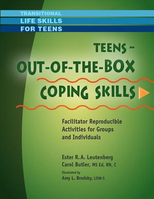 Transitional Life Skills for Teens, Teens - Out-Of-The-Box Coping Skills