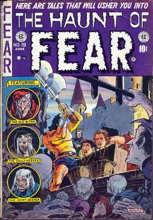 Haunt of Fear no.  19